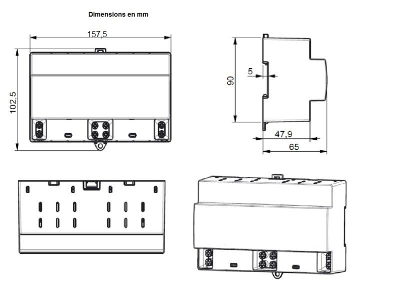 Souvent Filtre CPL - La meilleure protection anti-Linky - POAL - La  VS64